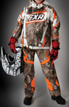FXR YOUTH HELIX PANT - CAMO (2015)
